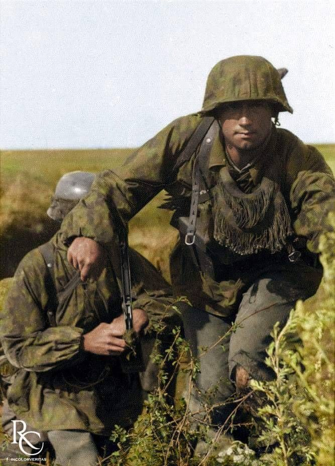 Kursk: The Waffen-SS Swan Song When the two most powerful armies in the world clashed on what became known as the Battle of Kursk, the German Waffen-SS were at its peak. Highly trained and equipped with the latest warfare technology (at least on...