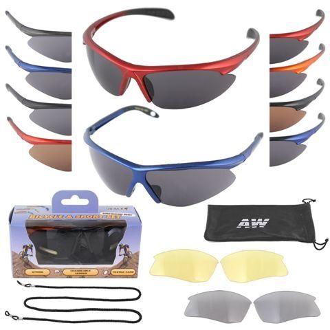 Okulary sportowe mogą być przeznaczone do uprawiania różnych dyscyplin.  #okulary #sportowe http://www.americanway.com.pl/produkty/okulary-sportowe/okulary-sportowe