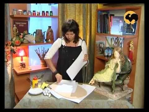 ▶ Авторская кукла 8. Последние штрихи, кукла в коллекции - YouTube
