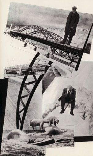 "/ Alexander Rodchenko - Untitled, for Vladimir Mayakovsky's ""Pro Eto"" 1923/later.  http://www.artexperiencenyc.com/social_login"