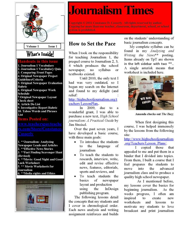 Best  School Newspaper Ideas On   Newspaper Article