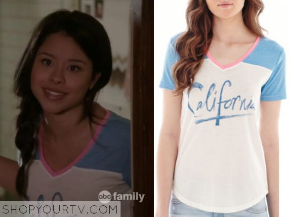 The Fosters: Season 3 Episode 2 Mariana's Pajama Top