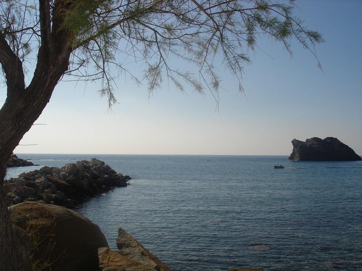 Eressos, Lesvos, Greece