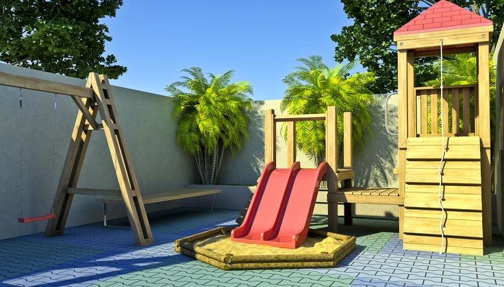 Playground - Ibiza, São José dos Pinhais - Construtora Just