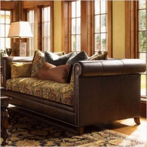 Idea For How To Re Do My Leather Couch With The Ripped Cushions