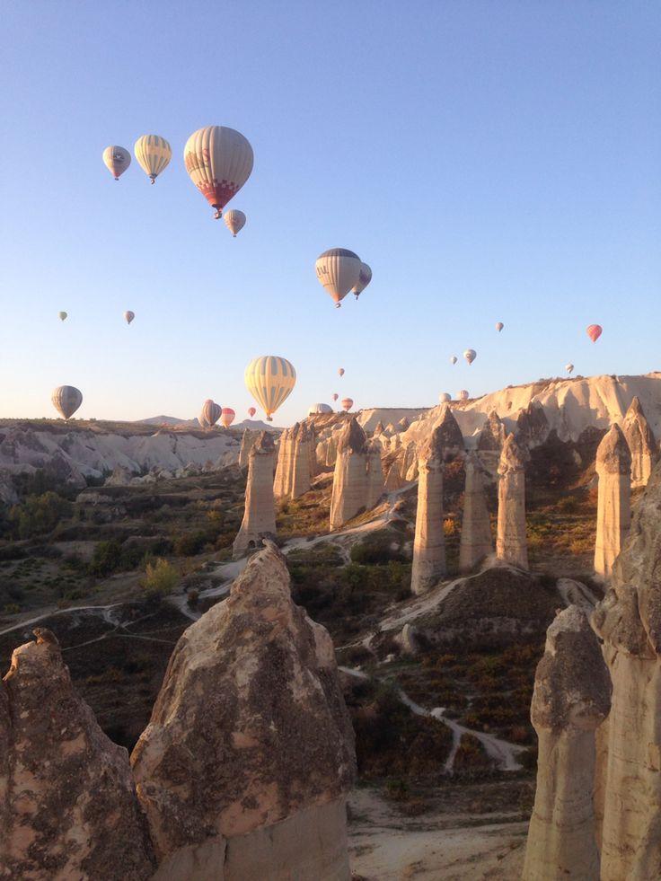 Cappadocia Tyrkey