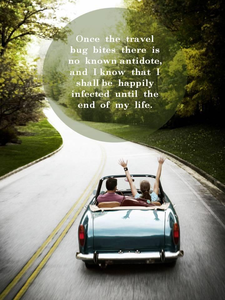 My favourite quote and my travels make me very happy  #makesmehappy @Blanca Prado Stuff UK
