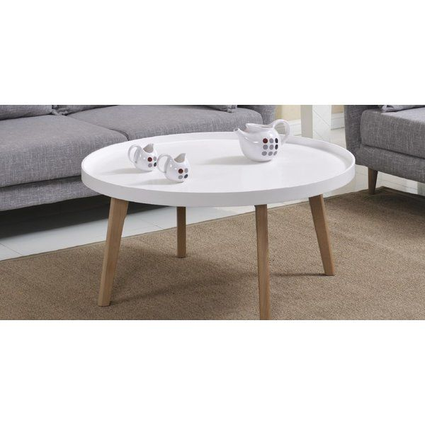 You Ll Love The Simeone Raised Edge Coffee Table At Wayfair