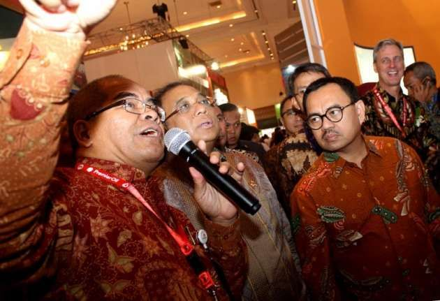 Pembukaan Indonesian Petroleum Association (IPA) 2015