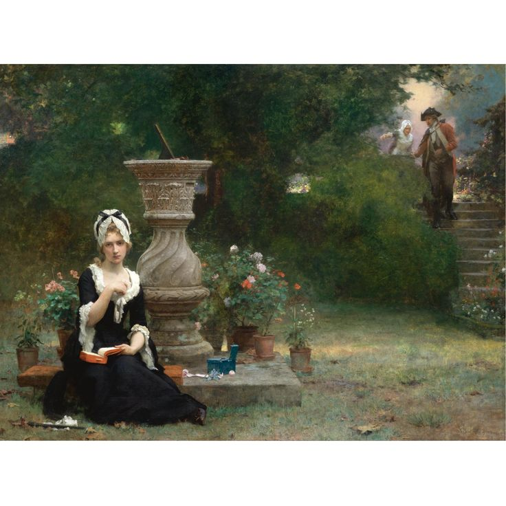 Marcus Stone R.A.<br>1840-1921 | lot | Sotheby's
