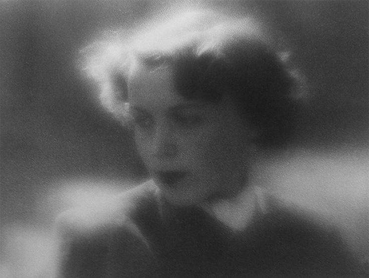 Zdzisław Beksiński Portret Zofii, czerwiec 1953