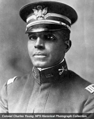 Colonel Charles Young was a distinguished Buffalo Soldier and the first African-American superintendent of a national park. Obama honored him with a national monument in Xenia, Ohio, the Charles Young Buffalo Soldiers National Monument