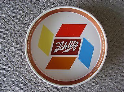 Schlitz Beer Tray 1955 Very Good Condition