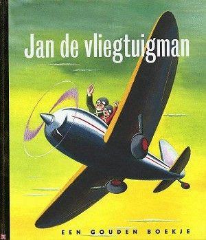 Jan de vliegtuigman