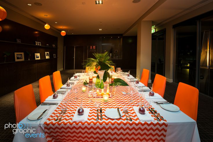 Intimate Dinner in our Private Dining Room - The Gallery