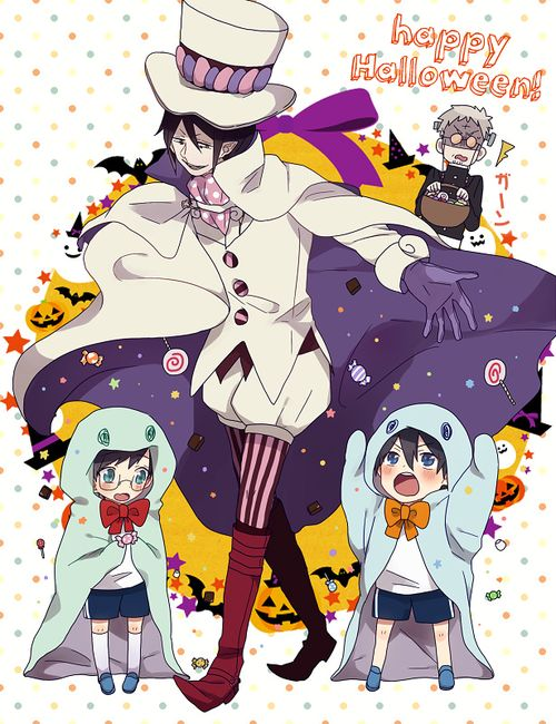Blue Exorcist ~~ Happy Halloween