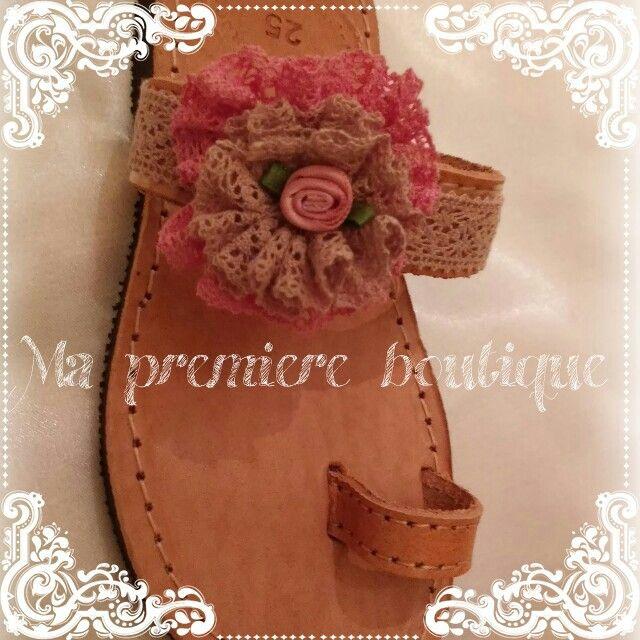 Sandals Vintage