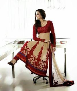 Indian Designer Suits 2013/2014 | Mahima Couture - Original Designer Suits | Party Wear Salwar Kameez