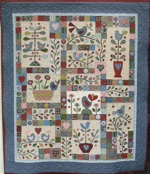 the most awesomest quilt ever by gail pan designs