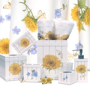 35 best Sunflower Bathroom images on Pinterest | Sunflower ...