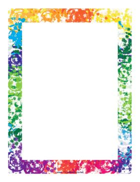 printable picture borders Klisethegreaterchurchco