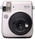 Fujifilm - Instax Mini 70 Instant Film Camera - White