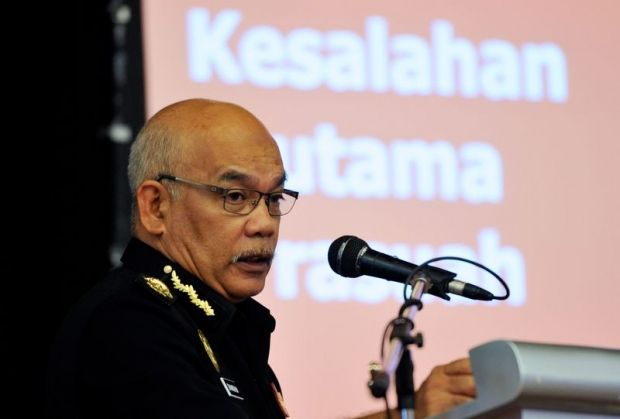 Only 0.01pc of civil servants lodged reports on graft, says MACC