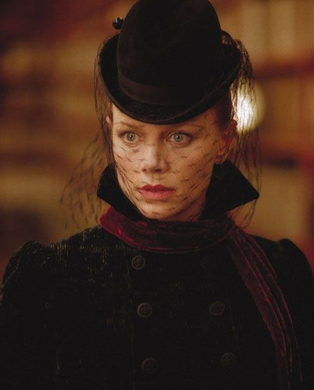 mina harker the league of extraordinary gentlemen