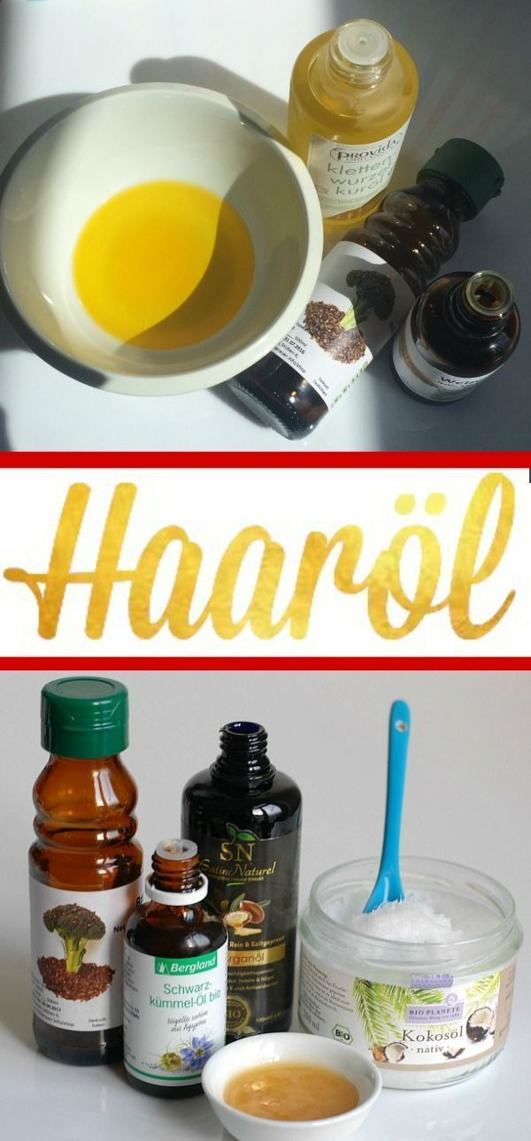 HAARÖL ohne Silikone: Meine Top 10 Öle für trockene Haare: Arganöl, Brokkoli…