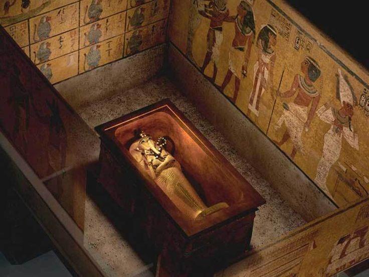 ΑΠΙΣΤΕΥΤΗ ΑΝΑΚΑΛΥΨΗ: Στιλέτο στον τάφο του Τουταγχαμών φτιάχτηκε από μετεωρίτη