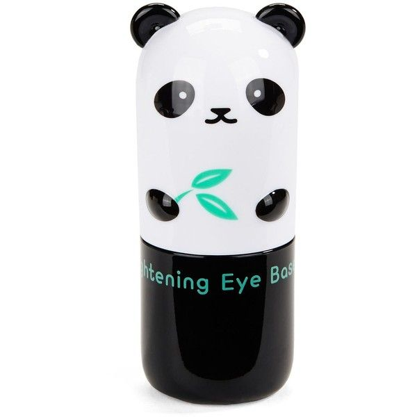 Tony Moly Panda Dream Brightening Eye Base-0.03 oz. found on Polyvore featuring beauty products, skincare, eye care, tony moly skin care and tony moly