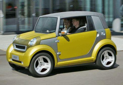 Smart Car Conversion Kit