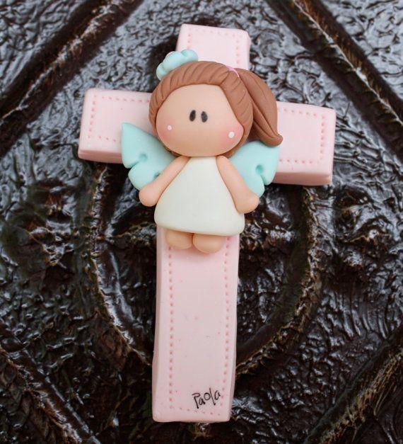 Angel Baptism First Communion Favors por gavo en Etsy, $10.00