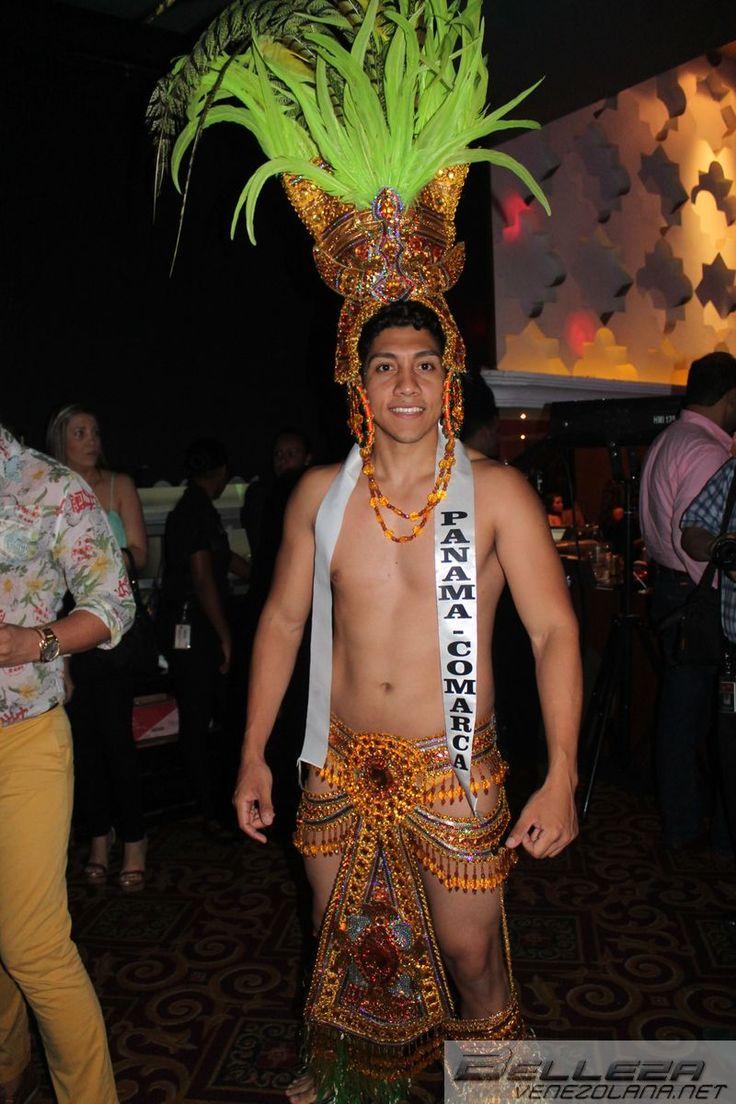 Mr. Tourism International 2014: Panama, Comarca in ...