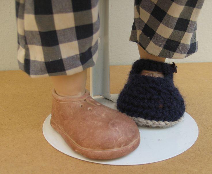"""Η Λίλη σε δίλημμα : τα """"καλά""""  παπούτσια ή τις espadrilles;"""