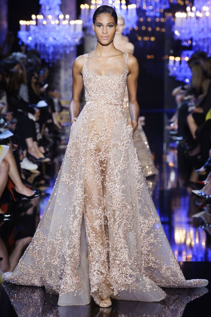 Elie Saab | Fall 2014 Couture