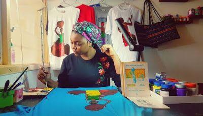 WorldRemit & Miss Ghana UK Bank On Art As The Future Of Ghana