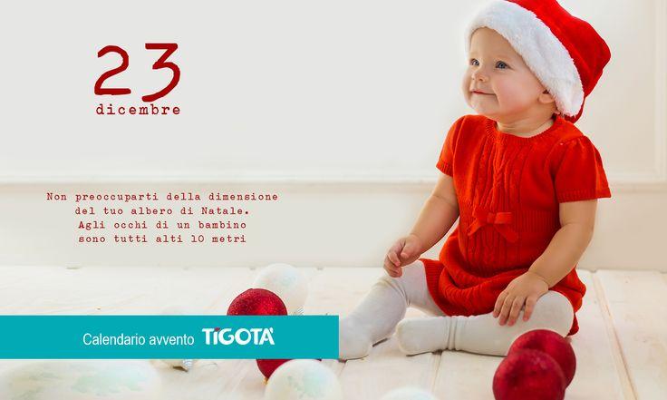 Oggi tenerezza :) #calendariodellavvento #tigotà #natale #christmas #dicembre