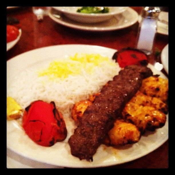 Shish Kabob Cafe Richardson Tx