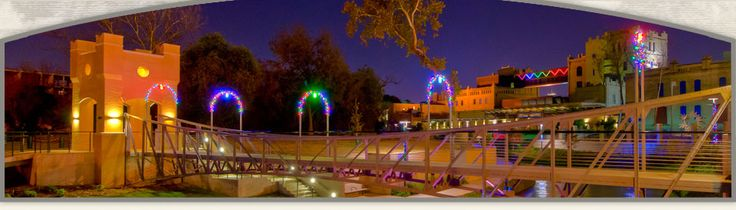 San Antonio ... the river walk sounds like the perfect place to be