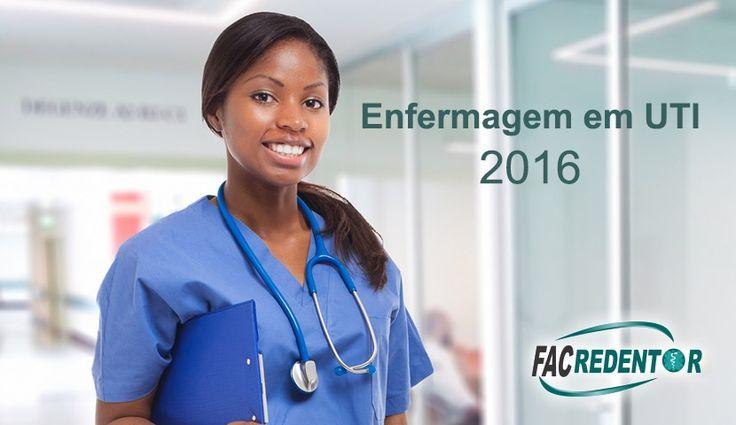 """Pós em """"Enfermagem em UTI"""" já tem agenda para 2016! Confira!"""