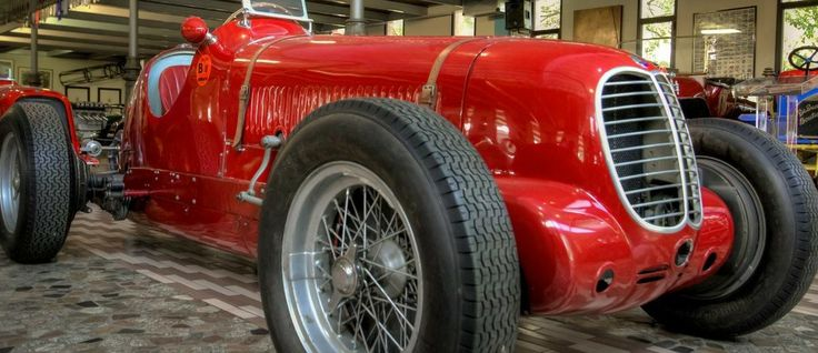 """The very special Maserati 6 CM: only 27 cars manufactured between 1936 and 1939 - """"Maserati's 100 years anniversary: the cars collection of museo Panini"""" by @1step2theleft"""