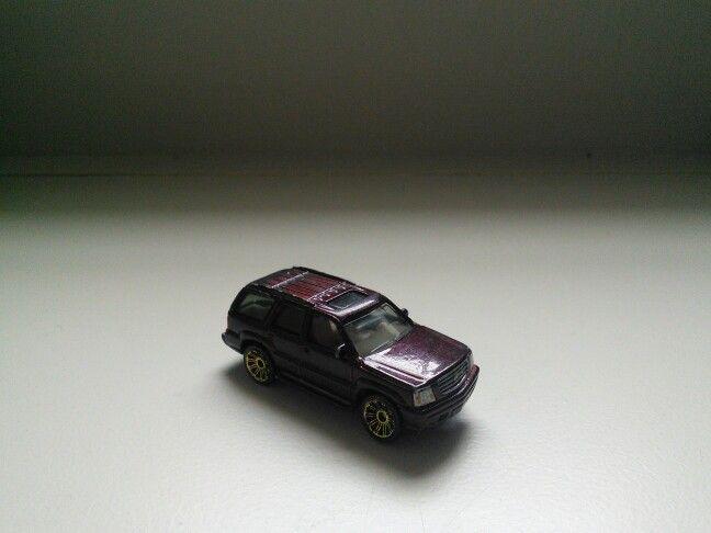 Matchbox Cadillac escalade