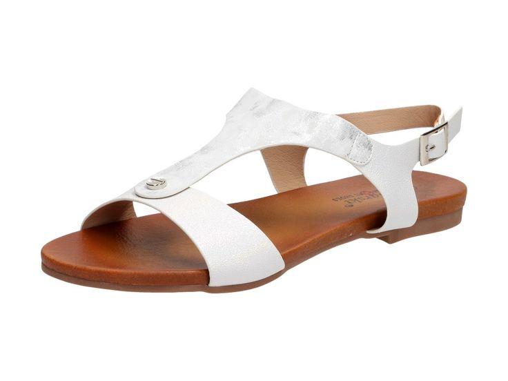 Zlote Sandaly Damskie S Barski 541 8 Shoes Sandals Fashion