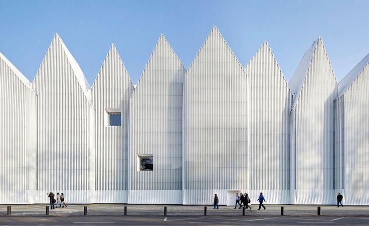 Philharmonic Hall Szczecin Architects: Estudio Barozzi Veiga Location: Szczecin, Poland Area: 13,000 sqm Project Year: 2014