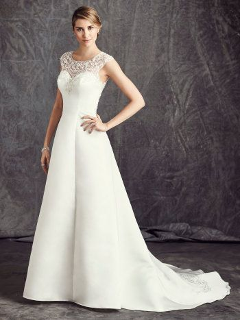 83 best Kenneth Winston Ella Rosa Bridal Gowns images on Pinterest ...