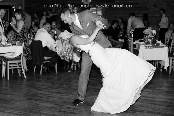 Make your first dance memorable (photo credit TessaMarie photography) at Cornerstone Theatre, Canmore, AB