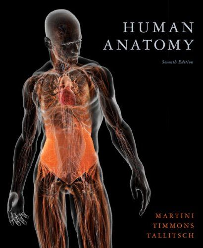 I'm selling Human Anatomy (7th Edition) by Frederic H. Martini, Michael J. Timmons and Robert B. Tallitsch - $40.00 #onselz
