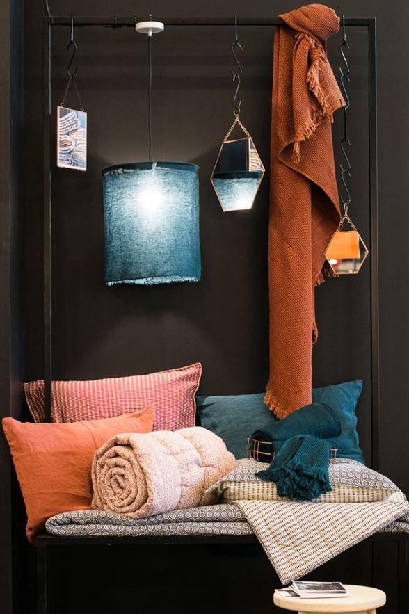 les 25 meilleures id es de la cat gorie linge de maison. Black Bedroom Furniture Sets. Home Design Ideas
