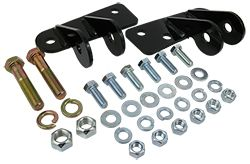 1973-87 Chevy C10 Truck Shock Mount Relocation Kit for Lowered Trucks, Front